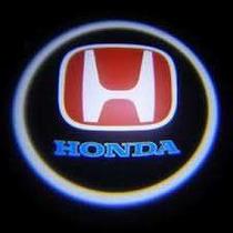 Projetor Porta De Carro Luz Cortesia Iluminação Honda
