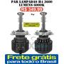 Kit Lampada H4 Led Cree Us 3000lm - 12-48v - Alta Perfomace