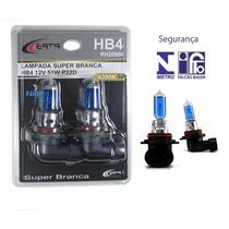 Kit Lampada Super Branca Hb4+hb3+h11 Corolla New Civic