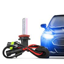 Lampada Xenon Reposição H1 10000k Tonalidade Azul Carro