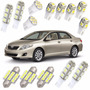 Kit Led Corolla Toyota 2009 2010 2011 2012 2013 2014 2015 16