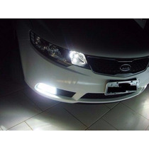 Kit De Led Kia Cerato + Kit Xenon Baixo Alto Milha