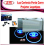 Luz De Cortesia Projetor Logomarca Toyota Corolla Etio Hilux