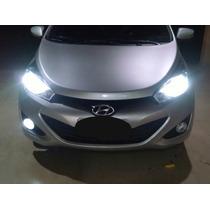 Kit New Civic Lampada Hb3+hb4+h11 Super Branca (par) 6000k