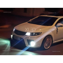 Led Farol Kia Cerato + Led Milha Cerato + Interior Placa Ré