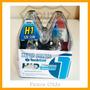 Kit Lâmpada Super Branca H1 + H1+ Hb4 Gm S10 Nova 12 À 16