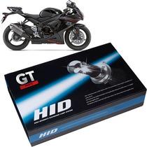 Kit Xenon Moto Hid Lampada 6000k 8000k 10000k 12000k
