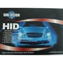 Kit Xenon Hid Sur-vision 6000k - H7 - H1 - H11 - H3 - Hb3