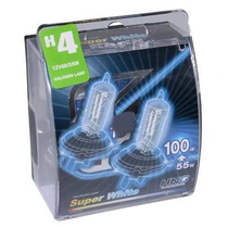 Lampadas Super Brancas 5000k Tipo Xenon H1 H3 H4 H7 H11 Hb3
