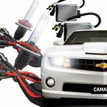 Kit Xenon 6000k 8000k H1 H3 H4 H7 H8 H11 Lampada E Reator