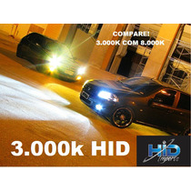 Kit Xenon Hid 3000k H1 Gold Amarelo - Digital 12xl S/ Juros