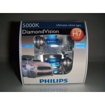 Lâmpadas Xenon Diamond Vision Philips H7