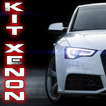 Kit Xenon + Gratis Lampada Led Pingo 6000k Ou 8000k C/ Reato