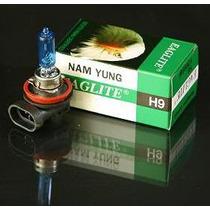 Lâmpada Super Branca H9 65w 12v 4300k Eagleye ® Tipo Xenon