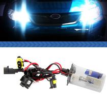 Kit Xenon Lampada H4-2 6000k 8000k 10000k 12000k 4300k Carro