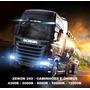 Kit Xenon Caminhão Ônibus 24v H1 H3 H4 H7 H11 4300 6000 8000