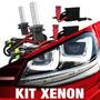 Kit Xenon Hid 8000k H1 H3 H4-2 H7 H8 H11 H27 Hb3 Hb4 Diadema