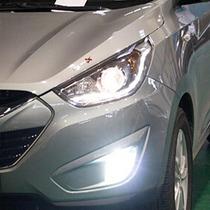 Lâmpadas Led Farol Ix35 + Farol De Milha + Led Interior