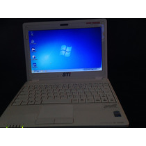 Netbook Semp Toshiba Sti 1093g Dual Core Atom N270 Leia Tudo