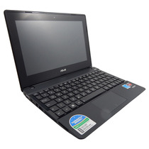Netbook Asus Touch Dual Core 2gb 320gb Tela 10.1 Barato