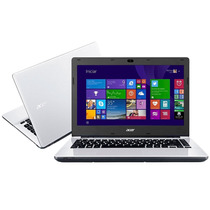 Notebook Acer Intel E5-471-38fq Aspire Core I3 4gb 1tb Led