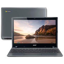 Chromebook Intel Dual Core 1.5ghz Chrome Os C7 10-2859 Acer