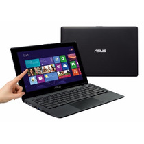 Notebook Asus Intel Dual Core 2gb 500gb - Tela 11.6 Toutch