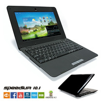 Netbook 10 Android 4.1 Wifi 3g Webcam Hd 8gb 1 Ddr3 1.2ghz