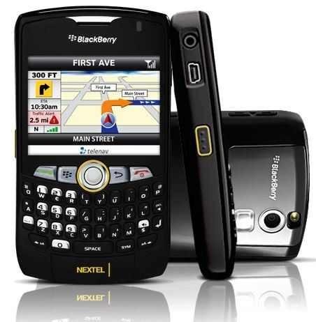 Nextel Blackberry Curve 8350i Desbloqueado Wifi Frete Grátis