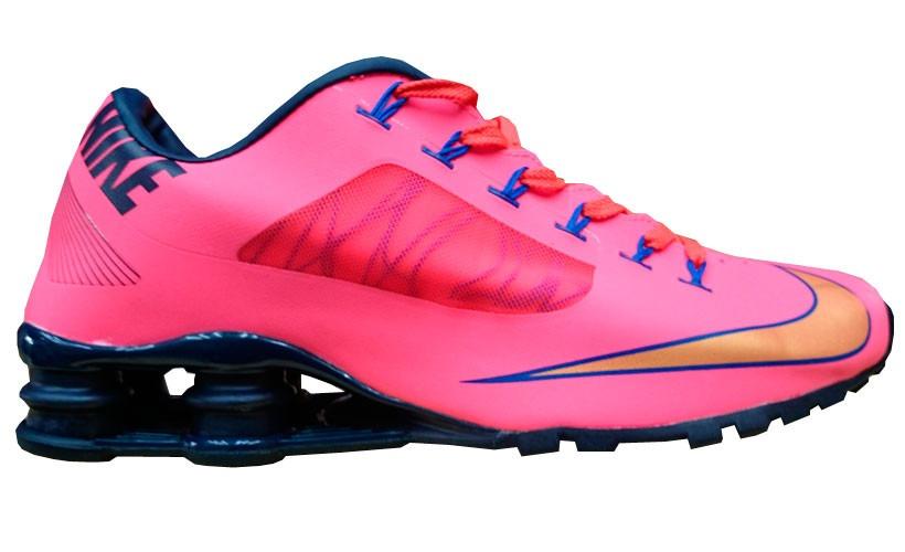 Nike Shox Rosa Pink