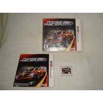 Nintendo 3ds - Ridge Racer 3d