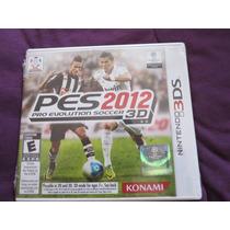 Pro Evolution Soccer 2012 Para Nintendo 3ds Pes 12