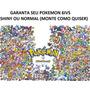 Pokémon Xy Or As 3ds Shiny Lendários/ 3 Por 1 + Brinde