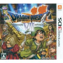 Dragon Quest Vii: Eden No Senshi-tachi 3ds Japonês
