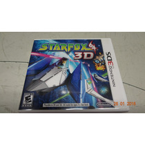 Star Fox 64 3d Nintendo 3ds 2ds
