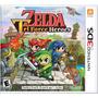 Jogo Nintendo 3ds Zelda Tri Force Heroes Frete Light !!!