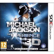 Michael Jackson The Experience Novo/lacrado - Envio Gratuito