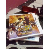 Super Street Fighter Iv - 3d Edition Ótimo Estado Completo
