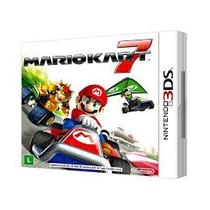 Jogo Nintendo 2ds/3ds/3dsxl Super Mario Kart 7 Novo Lacrado