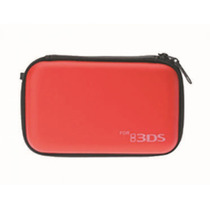 Case Nintendo 3ds Xl Capa Hard Case Airform Vermelho Nova