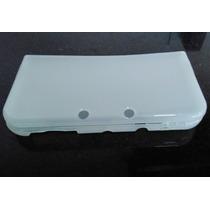 Case Capa De Tpu (maleável) Para Nintendo New 3ds Xl.