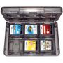 Estojo Case Nintendo 2ds 3ds Ds 24 Cartuchos Jogos Protetor