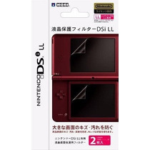 Película Protetora Hori Para Nintendo Dsi Xl - Frete 7,00