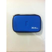 Case Nintendo 3ds Xl Azul Capa Hard Case Airform Retire Rj