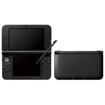 3ds Xl Preto + Case + Zelda Ocarine Of Time 3d