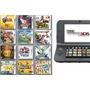 New 3ds Xl, 30 Jogos Originais 3d + Zelda Mario Pokemon