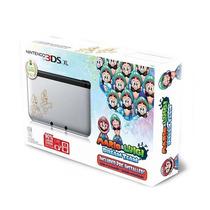 Nintendo 3ds Xl Edição Especial Mario & Luigi Dream Team
