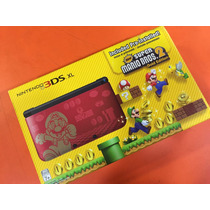 Console Nintendo 3ds Xl New Super Mario Bros 2 Gold Edition