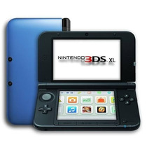 Nintendo 3ds Xl + 6 Ar Cards
