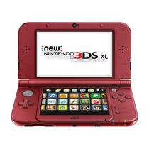 Novo New Nintendo 3ds Xl - Lacrado - Novo Pronta Entrega